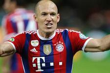 Arjen Robben Beşiktaş'a yeşil ışık yaktı