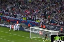 Rusya 0-2 Slovakya Gol: Marek Hamsik