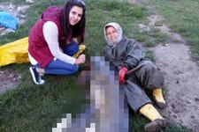 Edirne'de yakalandı böylesi görülmedi