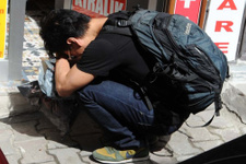 Alkol yüzünden saldırıya uğrayan plakçı Koreli çıktı