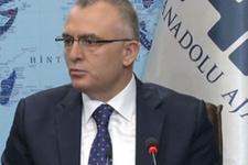 Taşeron kadro en son açıklama Naci Ağbal'dan