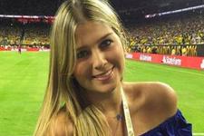 Copa America'da flört krizi