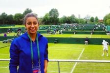 Wimbledon'da Çağla'nın rakibi belli oldu