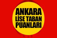 Ankara lise taban puanları ve yüzdelik dilimler 2016 ilçe ilçe tam liste