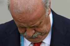 Vicente del Bosque istifa etti
