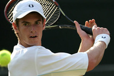 Andy Murray rahat turladı