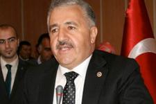 Ulaştırma Bakanı Ahmet Arslan simülatöre bindi müjdeyi verdi