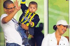 Alex'in oğlu Felipe futbolcu oldu attığı gol sosyal medyayı salladı