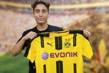 Emre Mor Dortmund'da kaç numarayı giyecek?