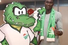 Vieux Sane 3 yıllığına Bursaspor'da