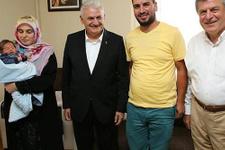 Başbakan Kocaeli'de vatandaşlarla bir araya geldi