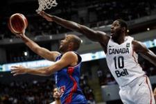 Canada'yı mağlup eden Fransa Olimpiyat vizesini aldı