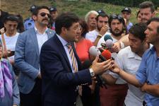 Beşiktaş Belediye Başkanı'na Ihlamur Parkı tepkisi