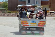 Kayseri'de Suriyeli gerilimi! Terk ediyorlar...
