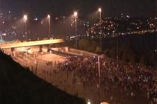 Köprüdeki şok kayıt ortaya çıktı I 15 temmuz videoları