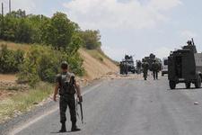 Gümüşhane'de terör örgütü PKK'ya ait depo bulundu