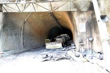 Bolu'da TIR tünele çarptı ölü ve yaralılar var