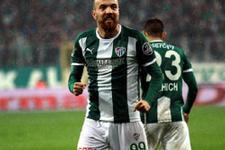 Sercan Yıldırım 3 yıllığına Bursaspor'da