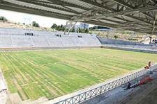 Bursa İbrahim Yazıcı Stadı'nda sona gelindi
