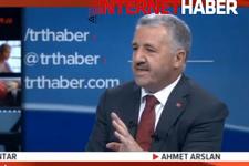 Ahmet Arslan açıkladı: Açığa alınanlara ne olacak?