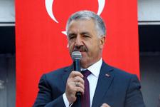 Ulaştırma Bakanı Arslan: İçimizdeki hainleri temizleyeceğiz!