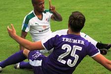 Bursaspor'dan yarım düzine gol