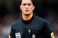 Serdar Gözübüyük Johan Cruyff Kupası finalini yönetecek