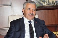 Bakan Arslan Kars'a gitti Trakya'ya müjde verdi