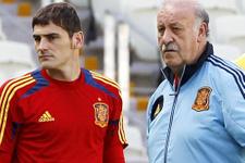 Del Bosque'den İker Casillas itirafı
