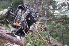 Giresun'daki helikopter kazasında faciayı pilot önlemiş!
