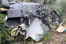 Giresun'da helikopterin düşüş nedeni belli oldu