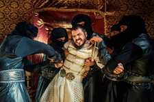 Muhteşem Yüzyıl Kösem'de Mehmet Günsür sürprizi!