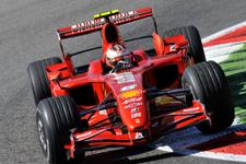 Kimi Raikkonen Ferrari ile nikah tazeledi