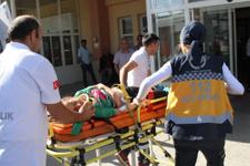 Erzincan'da trafik kazası: 1 ölü 9 yaralı