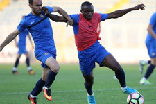 Osmanlıspor Kalju maçına eksik hazırlanıyor