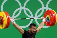 Daniyar İsmayilov Rio 2016'da tarih yazdı