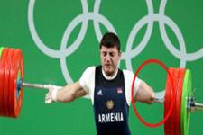 Rio 2016'da korkunç görüntü!