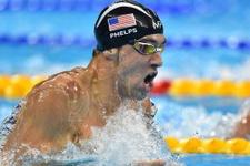 Michael Phelps 2168 yıllık rekoru tarihe gömdü