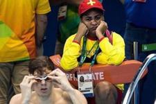 Yaptıkları işle Rio 2016'da alay konusu oldular