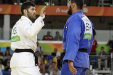 Mısırlı sporcudan İsrailli rakibine şok protesto