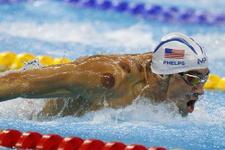 Michael Phelps öyle birine geçildi ki!
