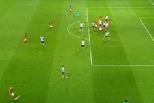 Galatasaray'ın attığı gol ofsayt mı?