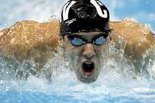 Madalya avcısı Michael Phelps