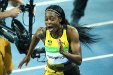 Jamaikalı Thompson altın madalya kazandı