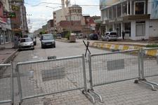 Ağrı'da polis merkezine saldırı! Giriş çıkışlar kapatıldı
