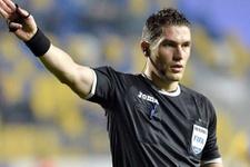 Midtjylland - Osmanlıspor maçına Rumen hakem