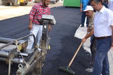 30 yıl sonra gelen asfalta kurban