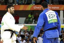 İsrailli rakibinin elini sıkmayan sporcuya şok