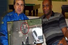 Polis Fenerbahçeli Atkinson'u böyle öldürdü