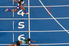 Olimpiyatlarda bir ilk! Uçarak altın madalya kazandı